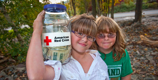 You can provide hope and comfort to residents in Central California by donating to the local Red Cross
