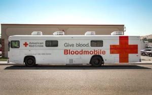 Blood Services Vehicles 2013