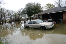 Hundreds of people have sought refuge at Red Cross and community shelters across Louisiana after floodwaters forced them from their homes. With many of their homes still underwater or inaccessible, those affected face a long road to recovery.